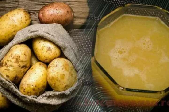 Картофельный сок натощак: польза и вред, отзывы врачей об употреблении утром сырого продукта