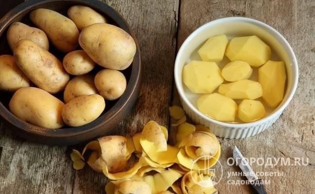 Сорт картофеля адретта: описание, характеристика, фото