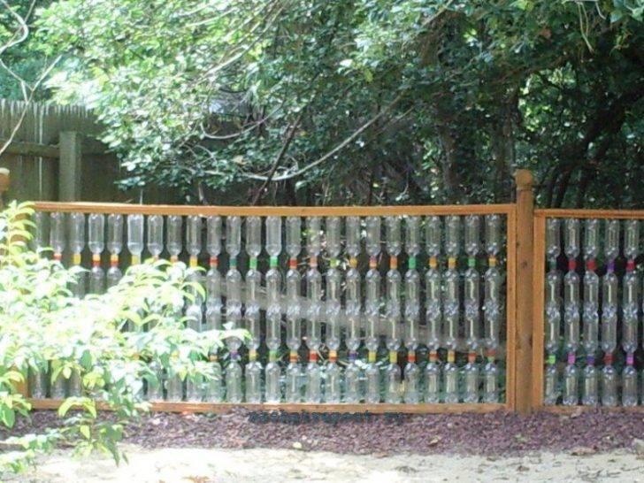 Деревянные заборы для палисадника