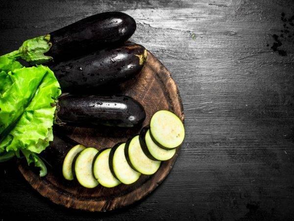 Как много витаминов к содержит ли баклажан? 2021 - the healthy post