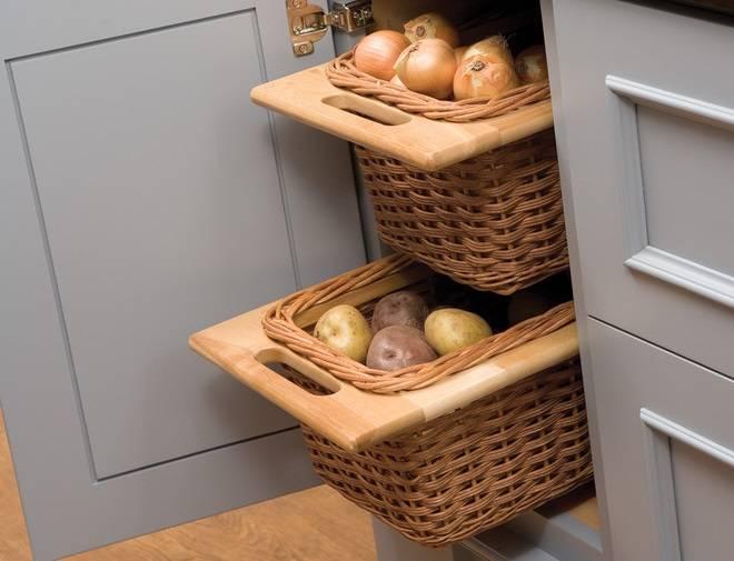 Как правильно хранить лук в домашних условиях