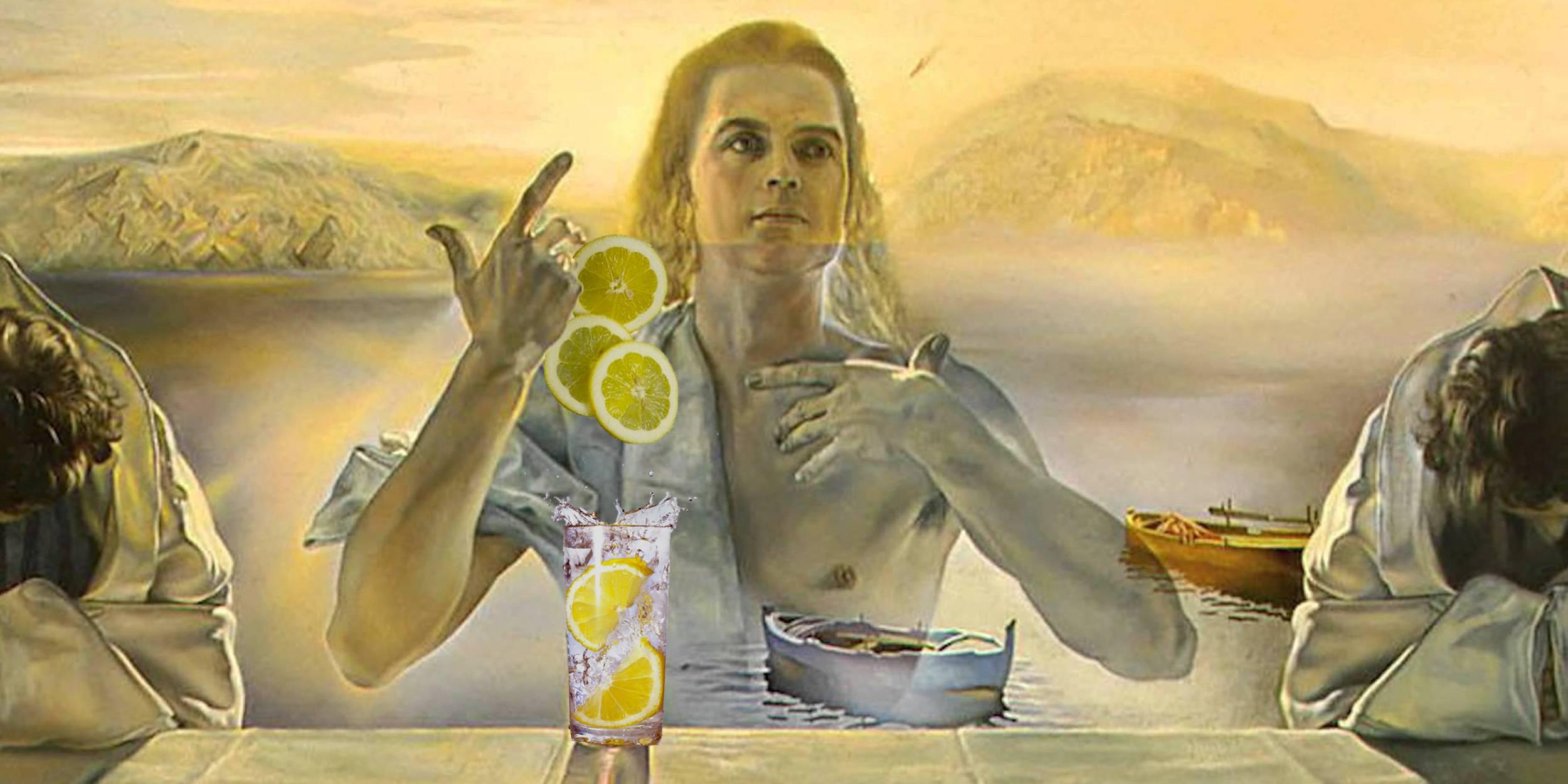 Сколько калорий в воде питьевой с лимоном и медом (на 100 г)
