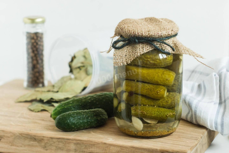 Салат из огурцов с горчицей на зиму — самые вкусные рецепты приготовления