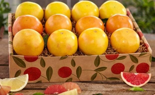 Фрукт свити – сладкий грейпфрут для похудения и укрепления иммунитета