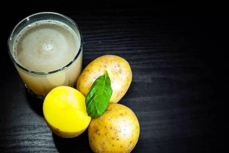 Раскрываем секреты лечения соком картофеля