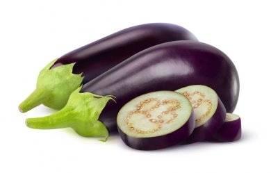Баклажан - описание, состав, калорийность и пищевая ценность - patee. рецепты