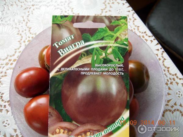 Томат виагра • характеристика и описание сорта