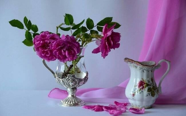 Как сохранить букет цветов в вазе дольше