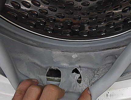 Эффективные способы, как удалить накипь в стиральной машине