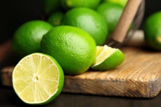 Разница между лаймом и лимоном - разница между - 2021