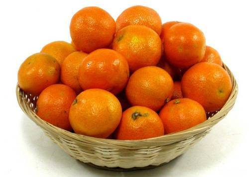 Мандарин: фото фрукта