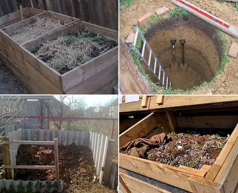 Как сделать компост на даче своими руками - подробная технология