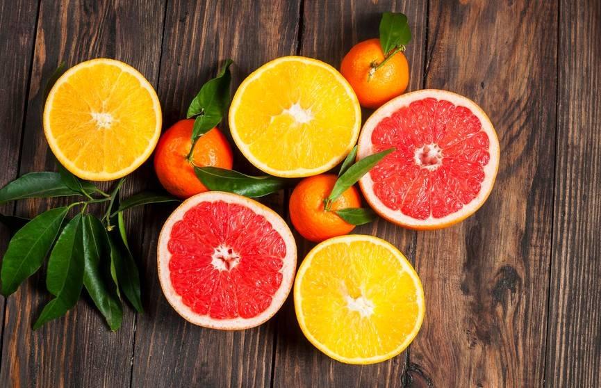 Разновидности белого грейпфрута и его польза