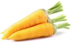 Желтая морковь: описание, состав, калорийность, полезные свойства и противопоказания, фото
