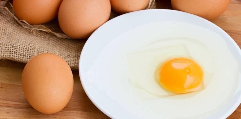Как узнать, сколько весит куриное яйцо без скорлупы
