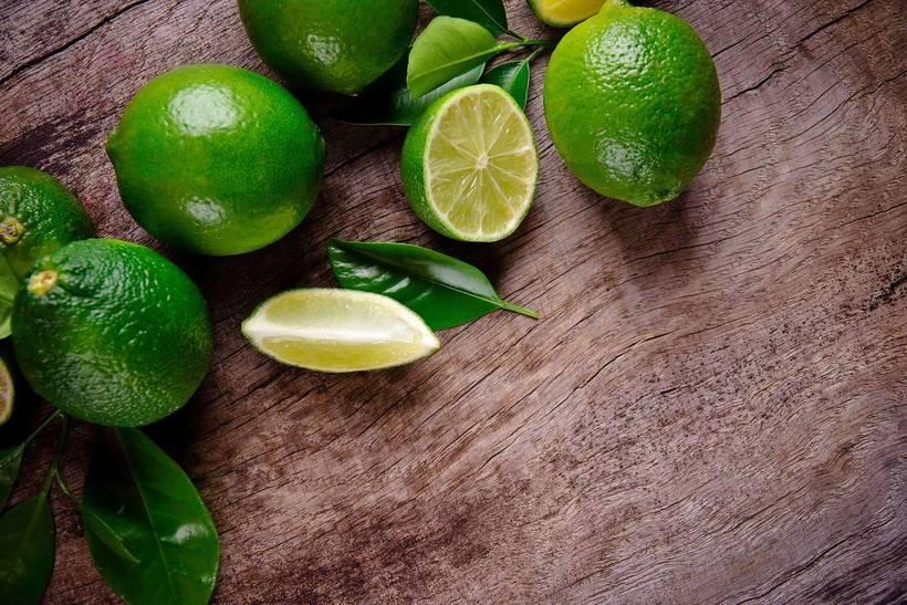 Лайм: калорийность, полезные свойства и противопоказания лайма