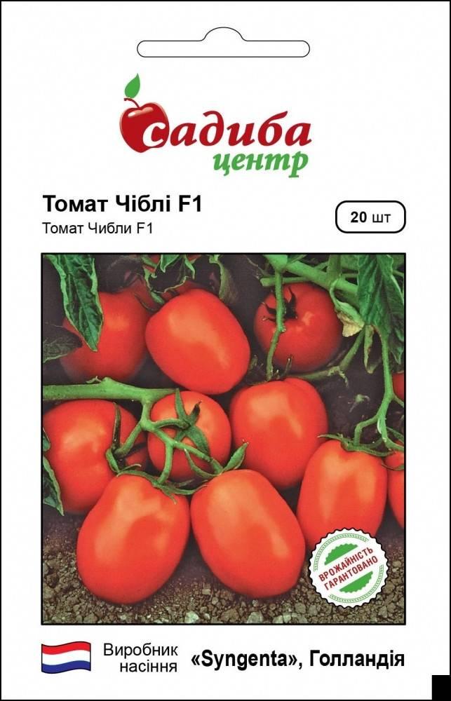 Томат-чудо овощ «чибли»