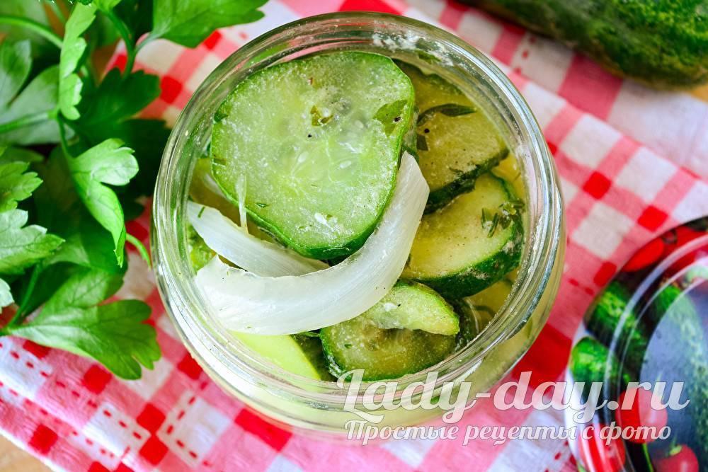 Салат из свежих огурцов на зиму такой вкусный, что пальчики оближешь: 14 рецептов салата из молодых и переросших огурцов, резаных кружочками и тертых