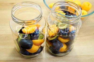 Компот из абрикосов на зиму рецепт приготовления