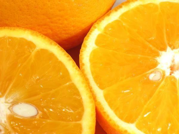 В апельсине - какие витамины