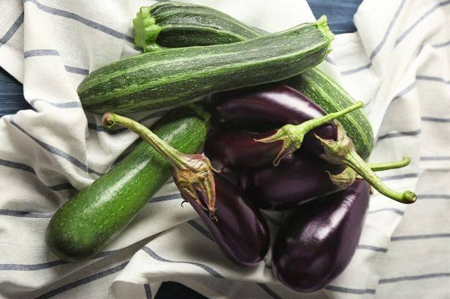 Благодаря каким витаминам и минералам полезны кабачки?