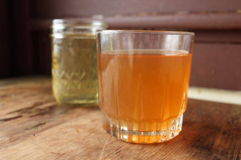 Как приготовить напиток из чайного гриба. как правильно ухаживать за чайным грибом.