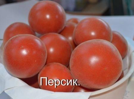 """Томат """"персик"""": характеристика и описание сорта с фото и отзывы об урожайности розовых, красных и оранжевых помидор"""