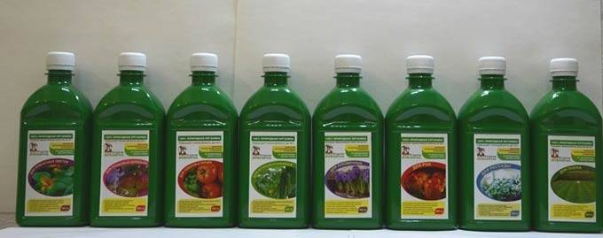 Гуминовые калийные удобрения: инструкция по применению органических жидких кислот