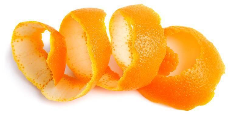 Цедра апельсина — полезные свойства и её применение в кулинарии