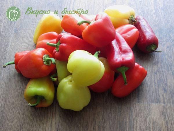 Можно ли замораживать болгарский перец на зиму в морозилке и как это делать без потери вкуса   моя кухня