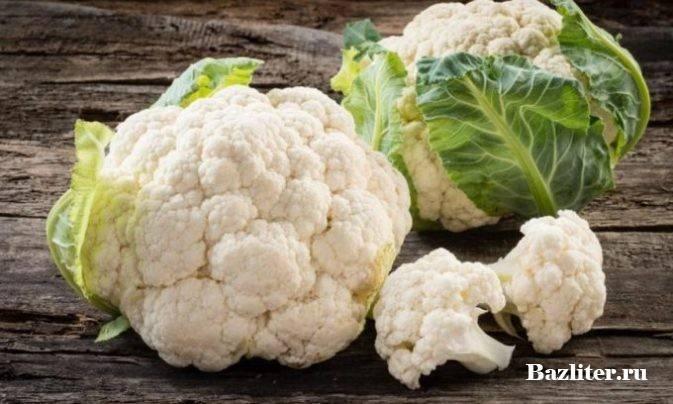 Лучшие способы замораживания цветной капусты на зиму: 5 рецептов полезных заготовок
