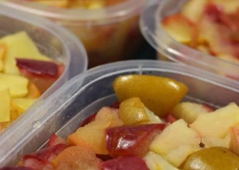 Как хранить яблоки: создаем оптимальную температуру для хранения зимой + правильно выбираем тару