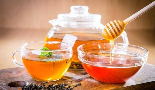 Мед с лимоном. польза. рецепт.