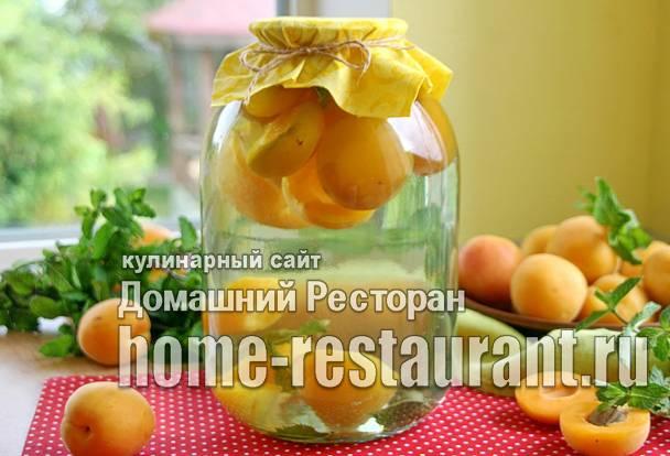 Яблочный компот из яблок 3 литровая банка на зиму рецепт с фото пошагово - 1000.menu