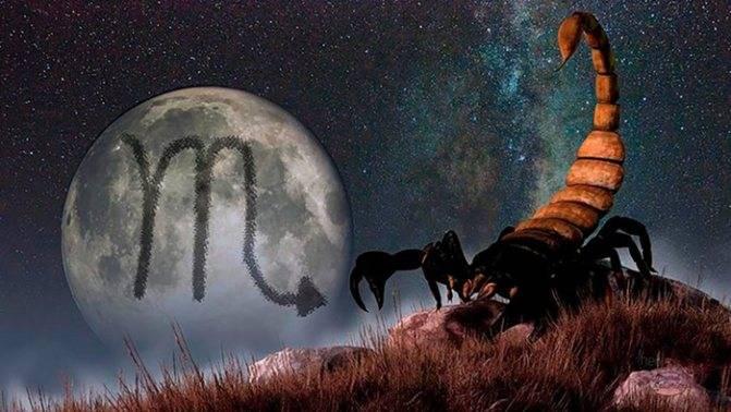 Луна в скорпионе у мужчины: характеристика, совместимость с другими знаками