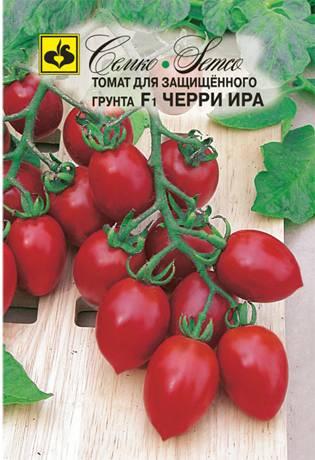Томат черри ира f1: описание сорта, отзывы, фото, урожайность