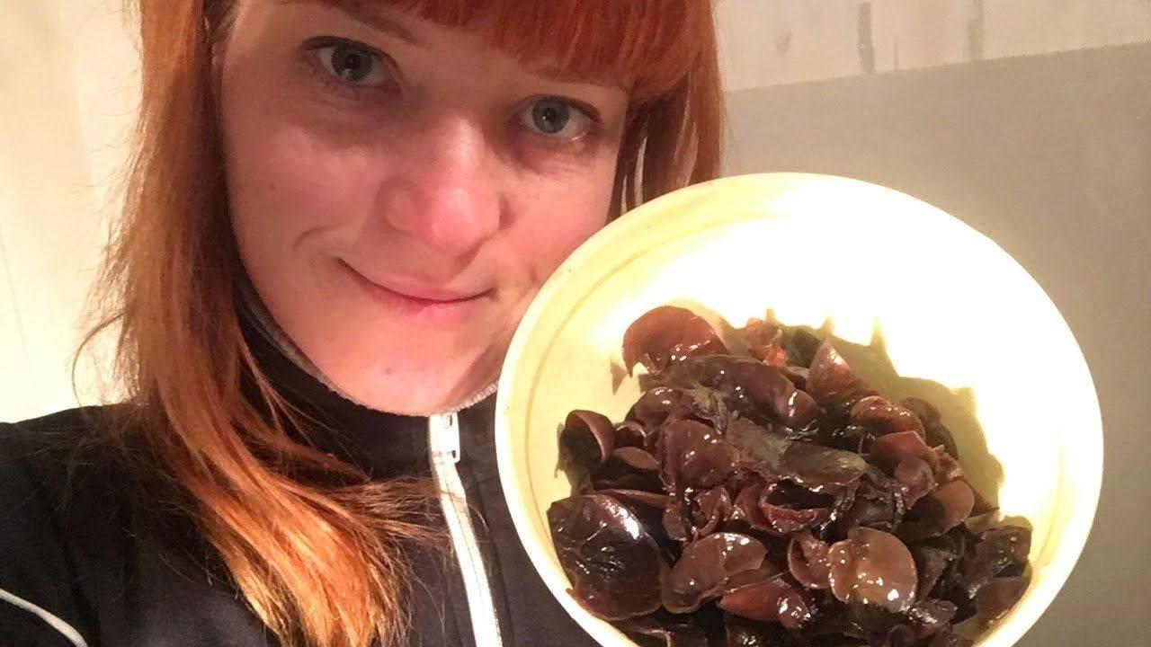 Как готовить китайский черный древесный гриб муэр?