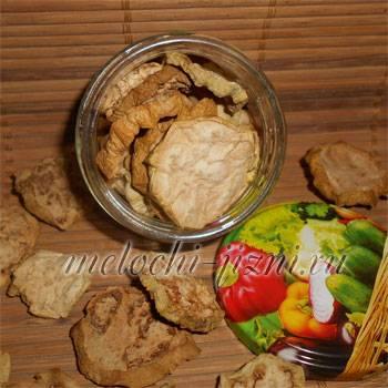 Вяленые баклажаны на зиму - кушаем вкусно