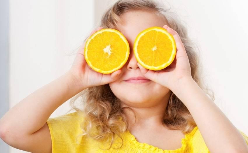 С какого возраста можно апельсин ребенку | уроки для мам