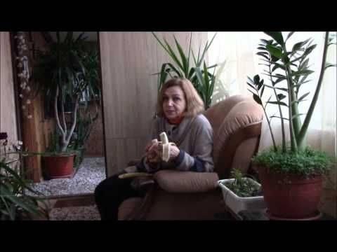 Банановая кожура как удобрение для комнатных растений и овощных культур