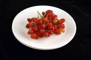 Диетическая польза и калорийность винограда
