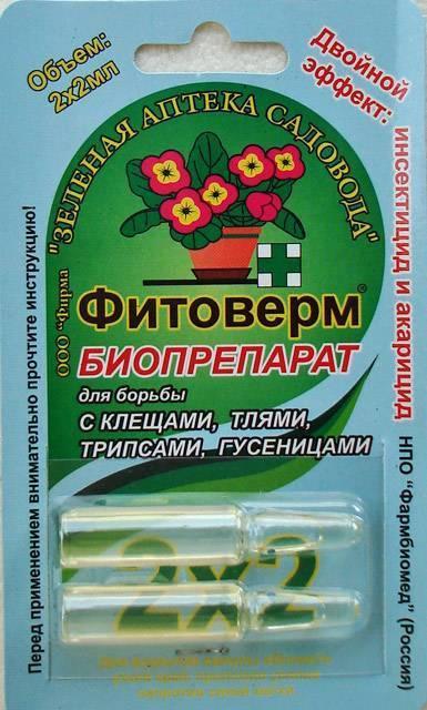 Препарат фитоверм от колорадского жука: описание, как применять, норма расхода