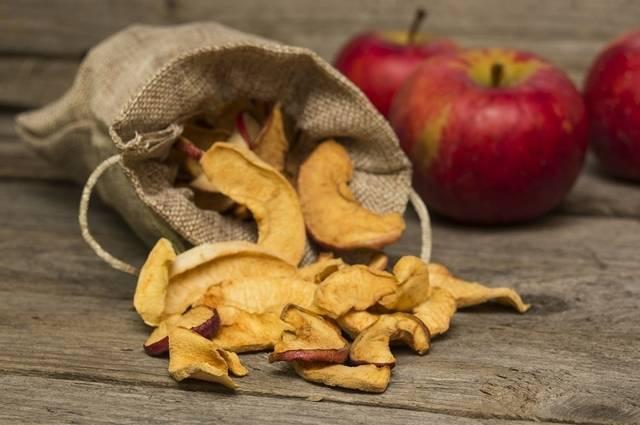 Сушеные яблоки: польза для детей и взрослых. польза для здоровья сушеных яблок, вред для организма - автор екатерина данилова - журнал женское мнение