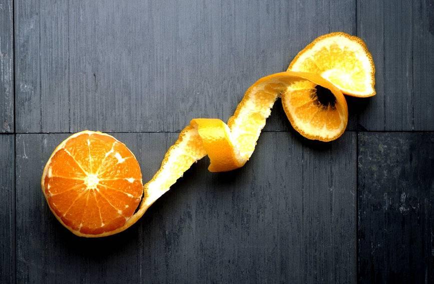Калории в апельсине