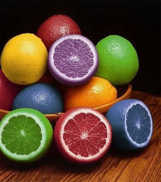 Оранжевый лимон: как называется - сельская жизнь