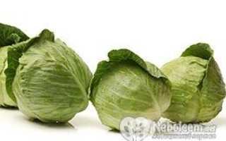Витаминный салат из капусты: калорийность на 100 грамм, польза блюда