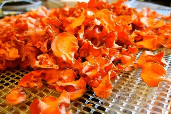 Вяленая морковь в духовке и на воздухе: рецепты русский фермер