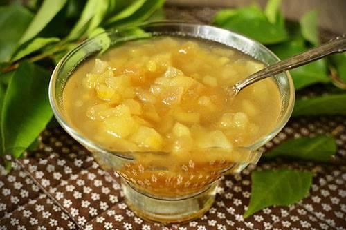 Топ 14 пошаговых рецептов янтарного варенья из груш дольками на зиму