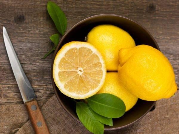 Можно ли пить лимонную воду при камнях в желчном пузыре