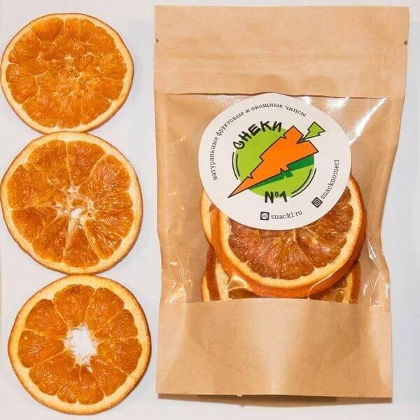 Содержание витаминов в апельсине